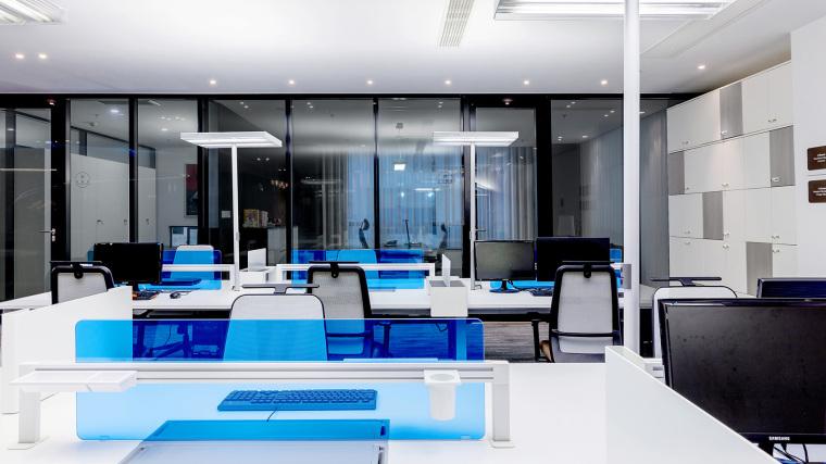 武汉Pinwell创意办公展厅-24