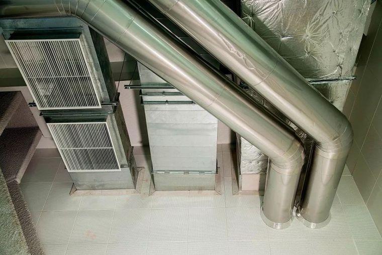 高水平的通风空调工程是什么样?美!_8