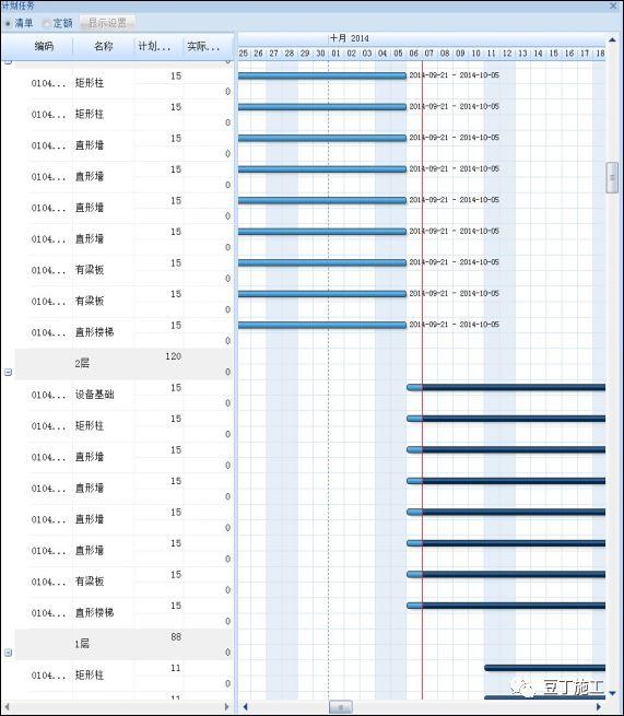 大型复杂项目应用BIM实例,保工期、提工效_30