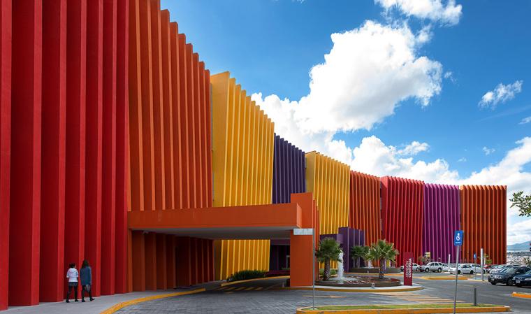 墨西哥Teletón儿童肿瘤医院-4