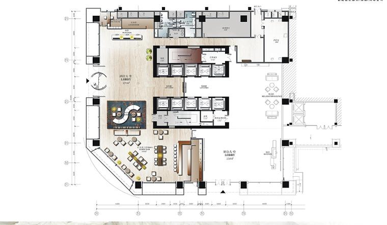 室内设计家装工装施工图及设计方案精品汇总_30