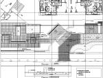 [浙江]特色滨江豪宅居住区景观设计CAD施工图(附实景图)