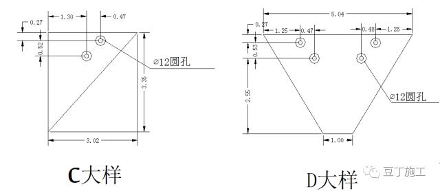 标准化钢筋加工棚这样搭,有详图、有材料表_3