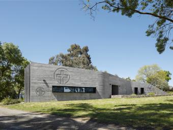 韦德娱乐1946_澳大利亚Tarrawarra修道院活动中心