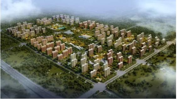 北京城建新机场安置房BIM应用