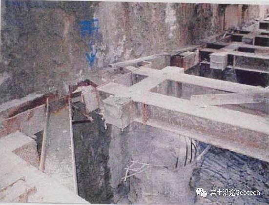 地铁基坑倒塌当天发生了什么?新加坡NicollHighway基坑倒塌纪实_9