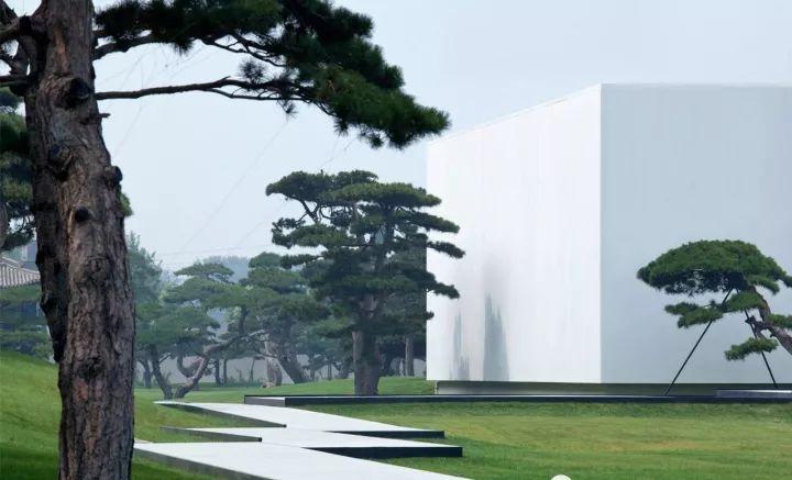 """王中军私人""""松美术馆""""落户顺义!可能是帝都颜值最高的地方_7"""