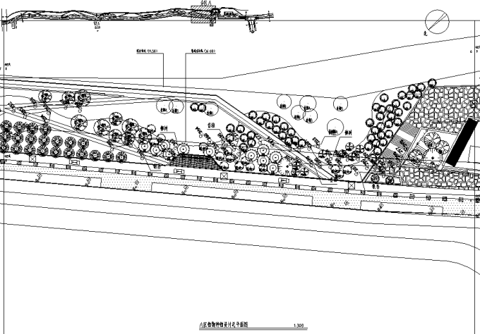 [湖南]湘江水岸生态文化长廊滨河休闲风光带景观提质改造设计全套施工图(园建+水电+植物+结构)