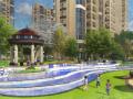 [湖南]法式风情特色花园洋房别墅住宅展示区景观设计方案(2016最新)