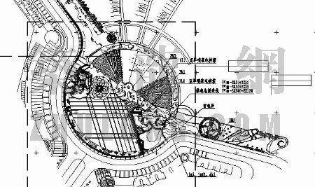 滨海广场电气施工图