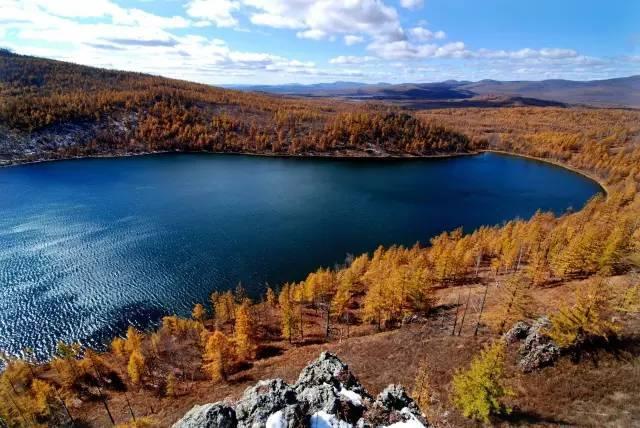 中国最美的20个地方,看看你去过几个?_45
