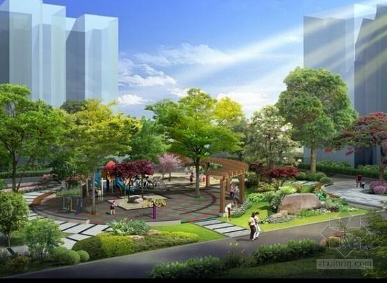[南京]休闲广场改造工程投资估算及经济效益测算实例(全套)