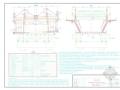国外矮塔斜拉桥挂篮全套CAD施工图(31张)