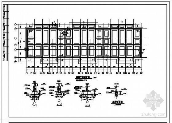 某多层多孔砖砌体结构住宅设计图