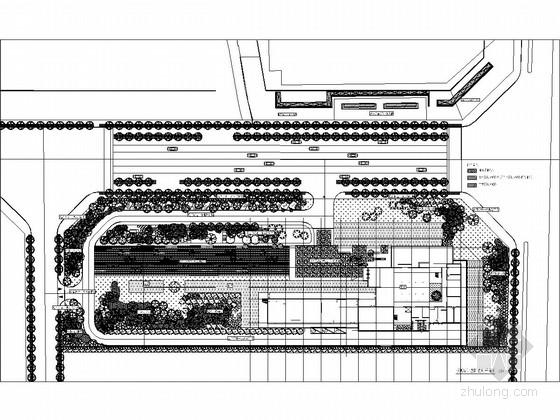 [成都]高档楼盘售楼处景观设计方案