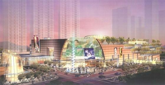 [杭州]知名大型超高层城市综合体建筑设计方案文本