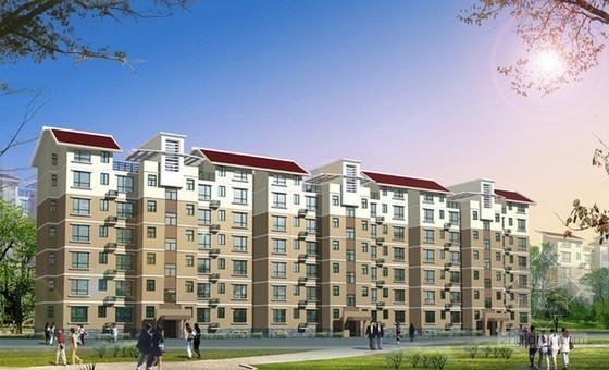 [河南]住宅楼土建工程量清单计价实例(广联达软件 施工图)
