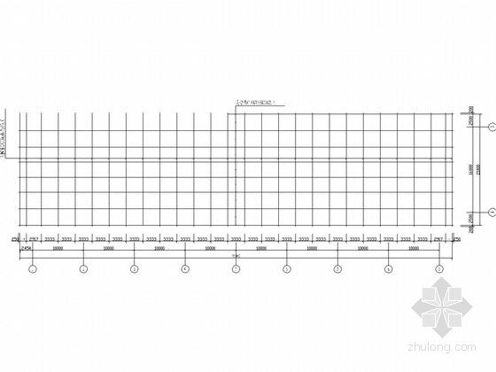 空间网架结构机场航站楼设计施工图