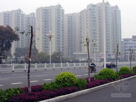 [福建]城市次干道工程整体施工组织设计(路基路面、道路绿化)