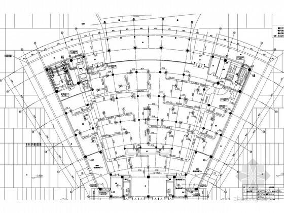[江苏]教育中心空调通风及防排烟系统设计施工图(含节能设计)