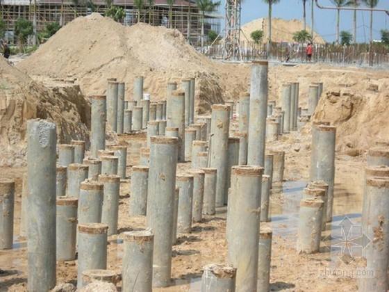 高架桥预应力管桩专项施工组织设计