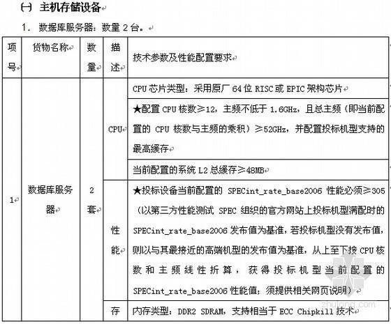 2010年广州市政府采购招标文件(计算机及网络设备)