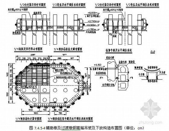 [广东]双塔双索面钢箱梁斜拉桥总体投标施组设计(中交)