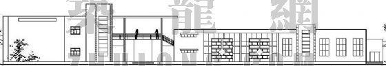 某展览馆建筑设计方案