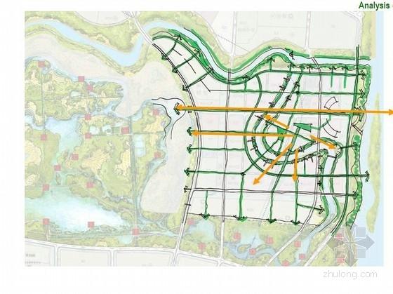 [长沙]河道景观规划设计