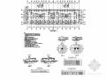 [山东]地上6+1层异形柱框架结构安置楼房结构施工图