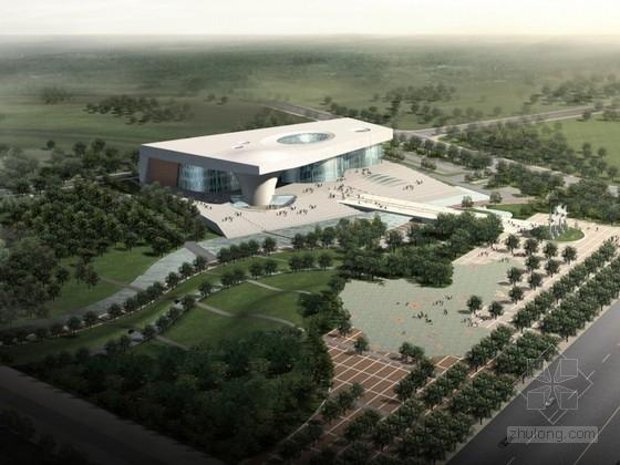[山东]某五层博物馆建筑方案设计文本
