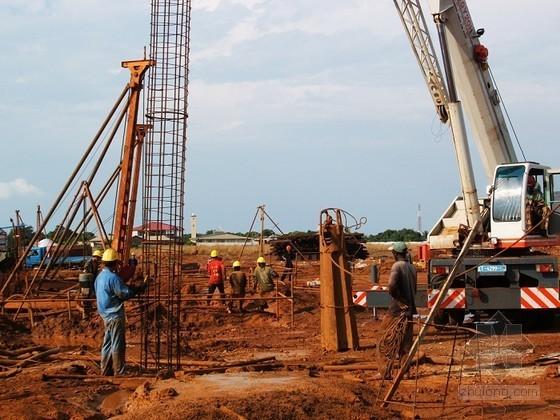桥梁桩基施工专项技术方案(23页)