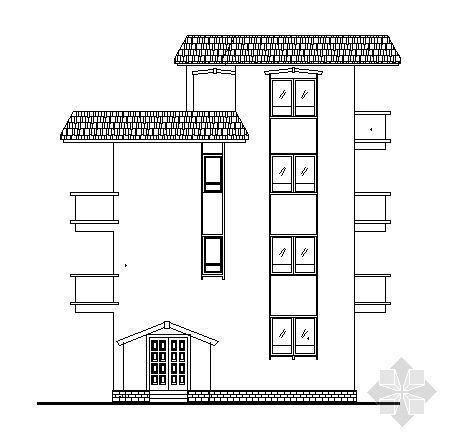 三层住宅整套施工图纸