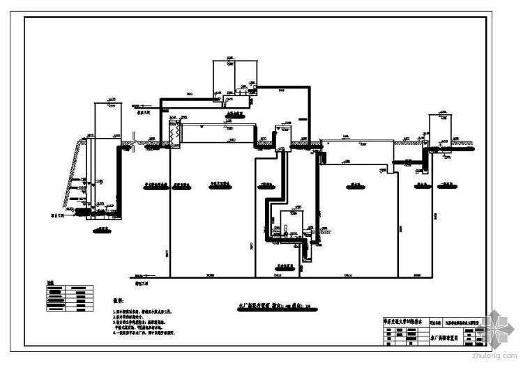 华东交通大学自来水厂课程设计计算书及图纸