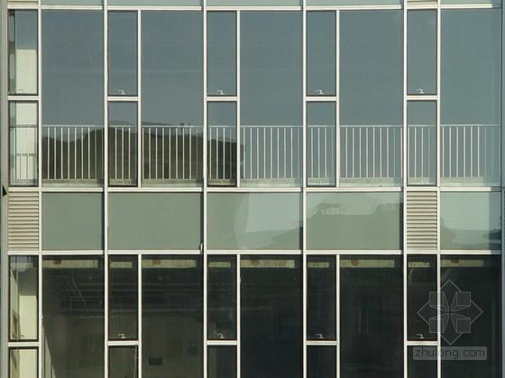 21张PS素材玻璃幕墙3d贴图下载