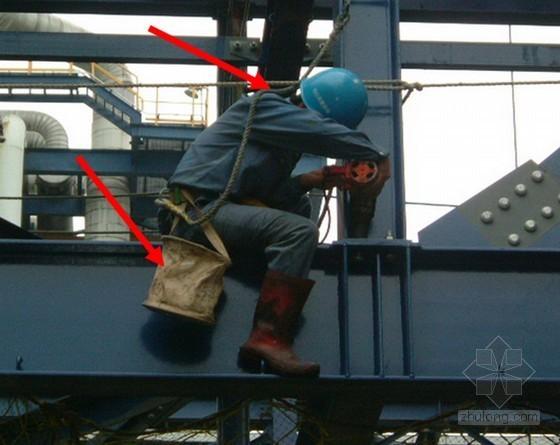 框架核心筒办公楼工程钢结构安装安全施工方案(34页)