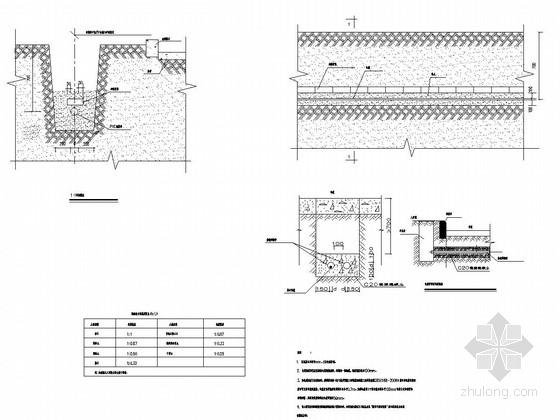[四川]城市次干路照明工程施工图设计11张