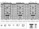 呼市某酒店建筑施工图
