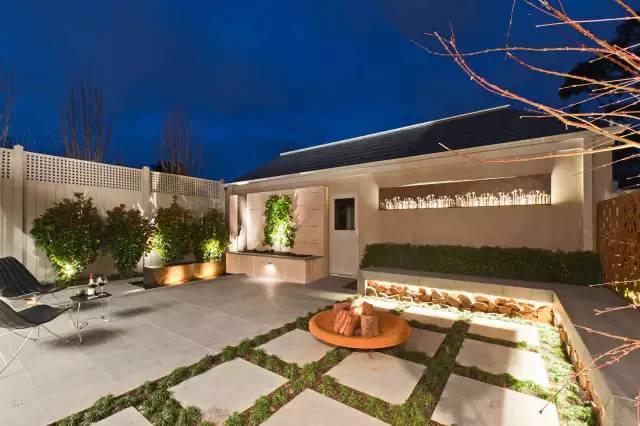 赶紧收藏!21个最美现代风格庭院设计案例_141