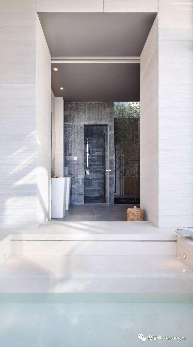 现代简约的海景别墅就该是这样的打开方式!_12