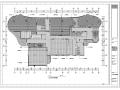 某青少年教育活动中心室内设计施工图(含效果)