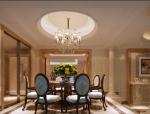罗马佳洲别墅家装设计方案及效果图