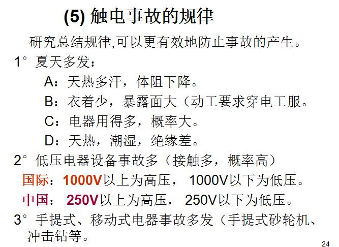 [华东理工大学]电气安全技术(共95页)
