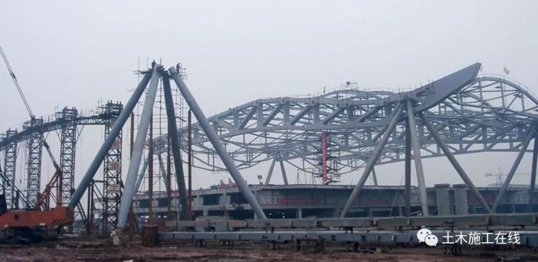 建筑业10项新技术之钢结构滑移、顶(提)升施工技术_5