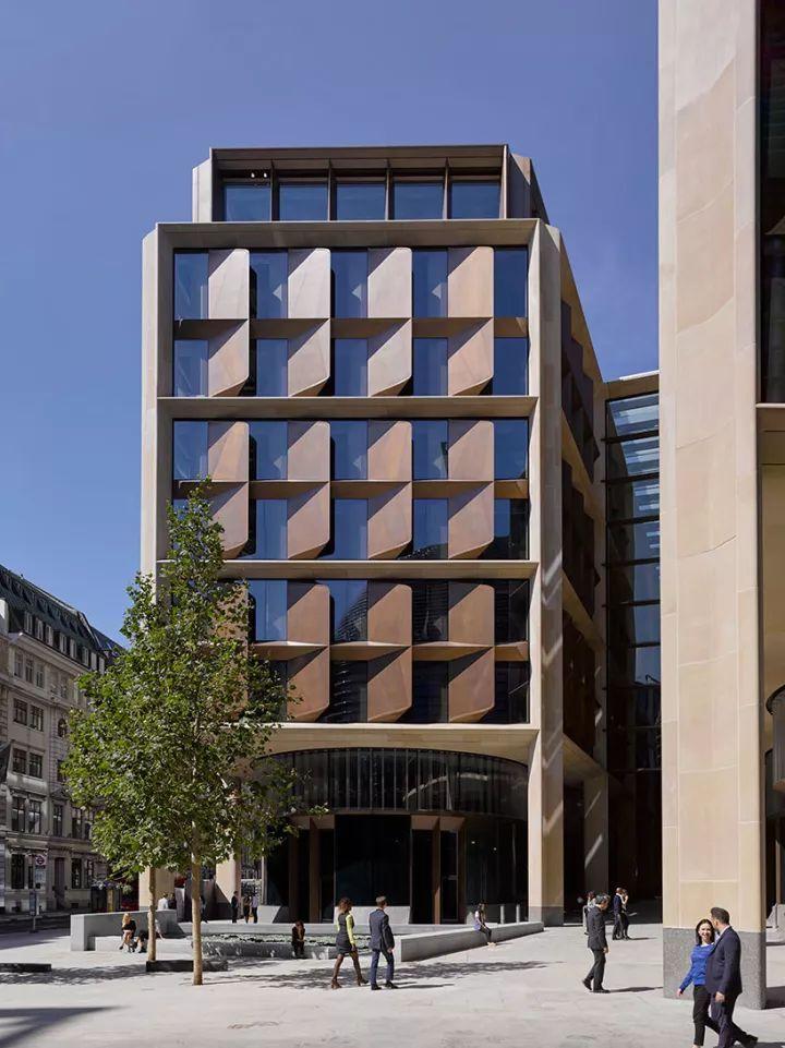 """[绿色建筑]有""""鳞片""""的它可能是目前世界上最环保的办公大楼了"""