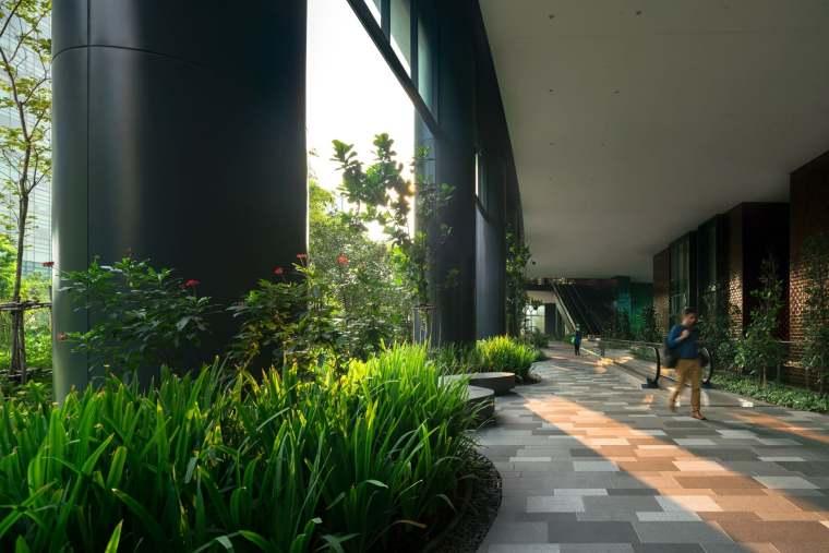 新加坡Comtech商业园区景观-19