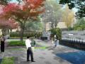 [江苏]港式生态智能化花园洋房别墅区景观设计方案
