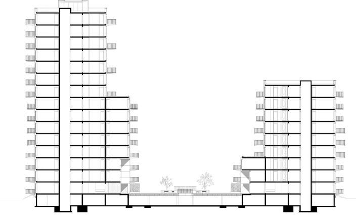 荷兰ZeeburgerIsland住宅综合体-9