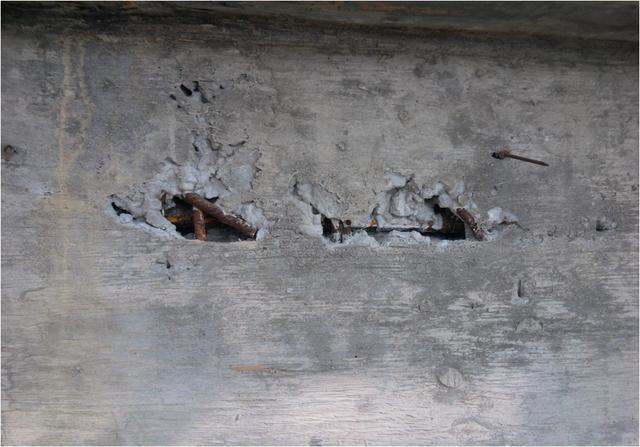 怎么就蜂窝、麻面、孔洞、露筋、夹渣、烂根、裂缝了,了,了,