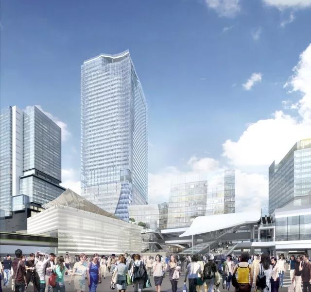 2020东京奥运会最大亮点:涩谷超大级站城一体化开发项目_23
